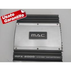 MAC AUDIO MPX 2000...