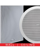 IN-WALL  |  IN-CEILING
